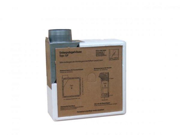 Unterputzgehäuse U/S aus EPS-Material ohne Brandschutz