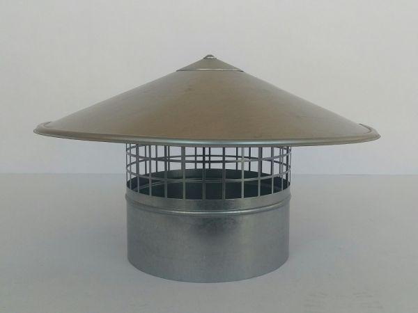 Dachhaube DN 250