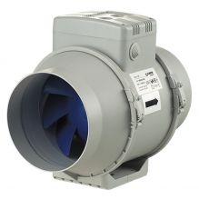 Halbradialer Rohrventilator Turbo150mm