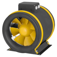 Rohrventilator mit Diagonallaufrad EM 280 EC 01 (Energiesparmotor)